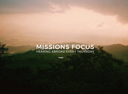 Missions Focus: The Campbell's (Costa Rica)