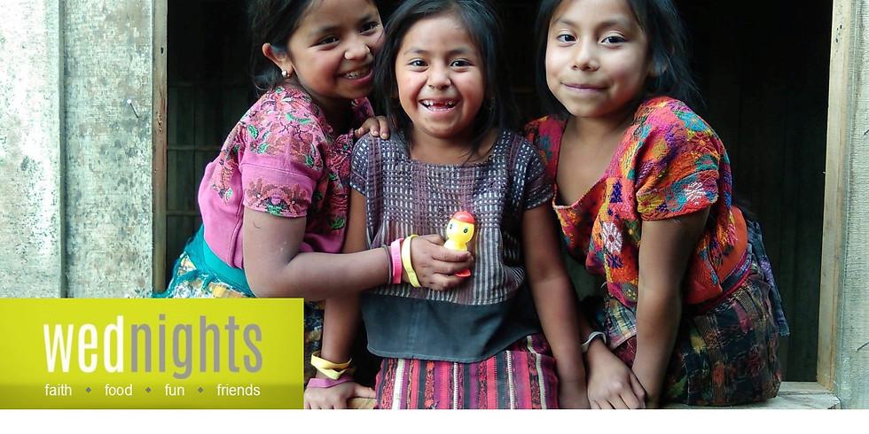 Guatemala Missions Night