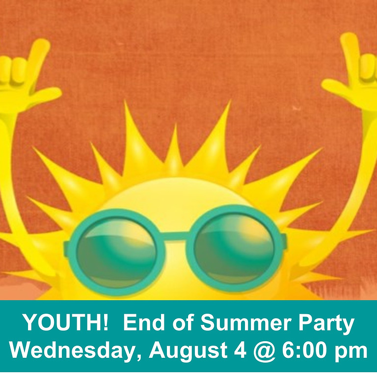 YOUTH - End of Summer Party