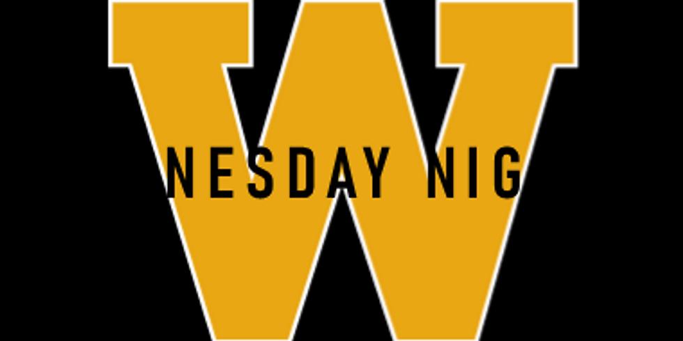 Wednesday Nights Resume
