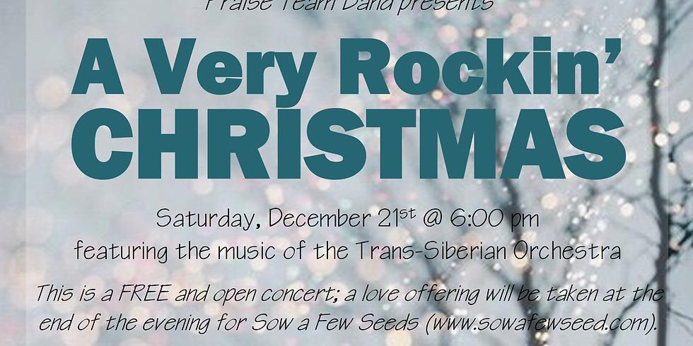 A Very Rockin' Christmas Concert