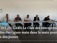 Objectif Gard - Club des entrepreneurs