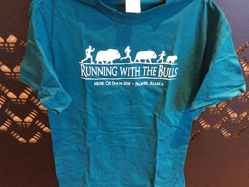 2018 Running with the Bulls T-Shirt