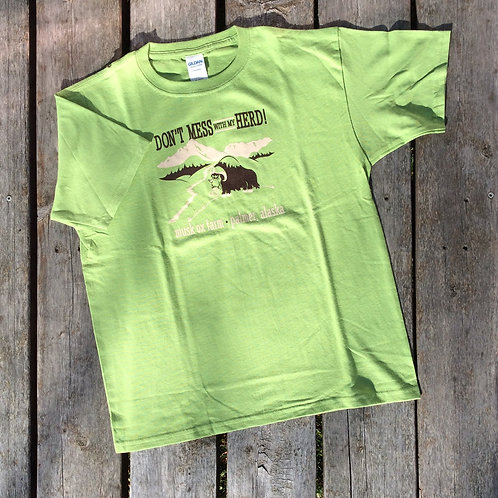 Don't Mess with my Herd Child T-Shirt