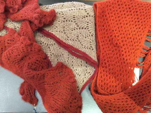 Musk Ox Creations Scarves