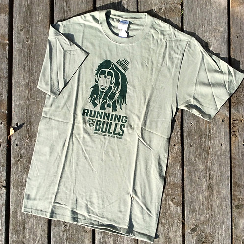 2017 Running With the Bulls T-Shirt
