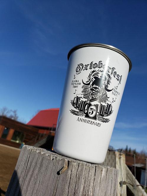 5th Annual Oxtoberfest Stainless Mug