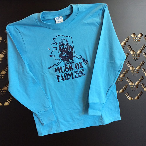 Alaska Child Long Sleeve Shirt