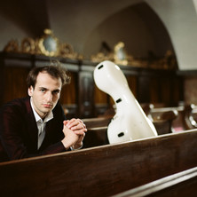 Christoph Croisé, Cellist © Felix Friedmann