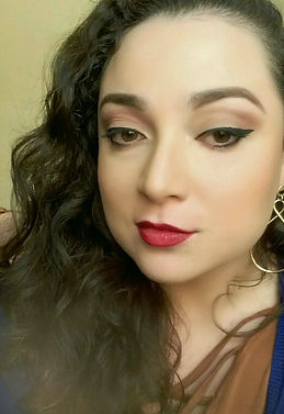 Daphne Porto, maquiadora em Porto Alegre, Zona Norte