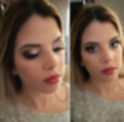 Maquiagem social em Porto Alegre. Maquiadora Daphne Porto