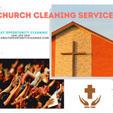 Church Cleaning Sservice