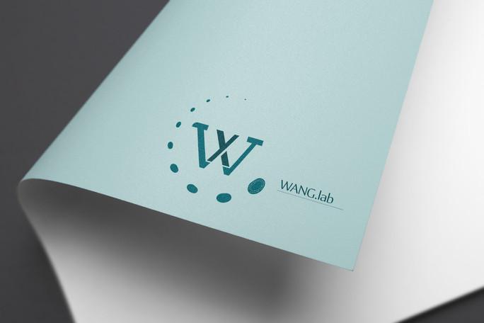Wang Lab Logo