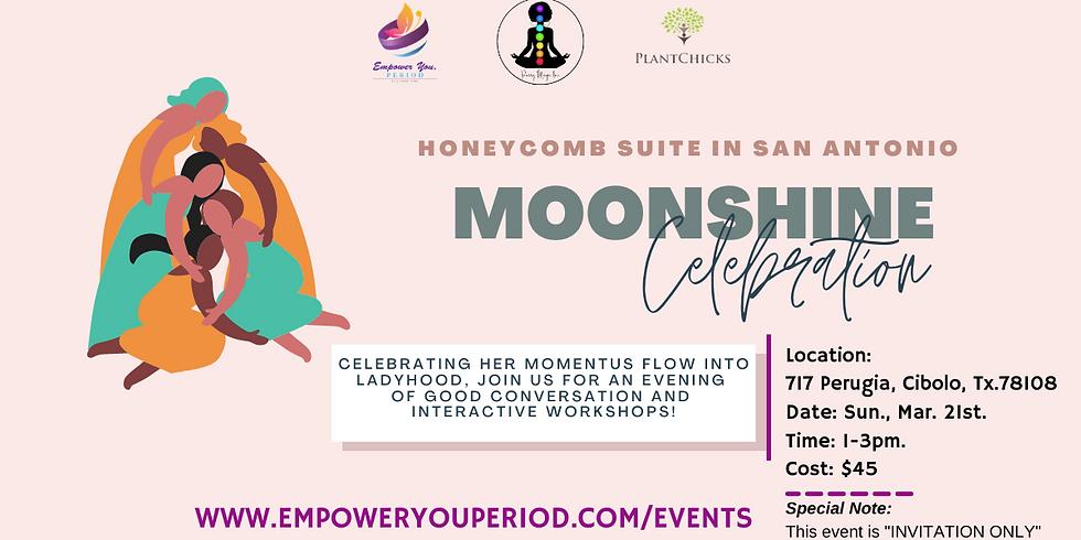 MoonSHINE Celebration