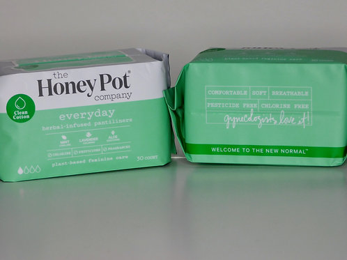 The Honey Pot Co: EveryDay (Pantiliners)