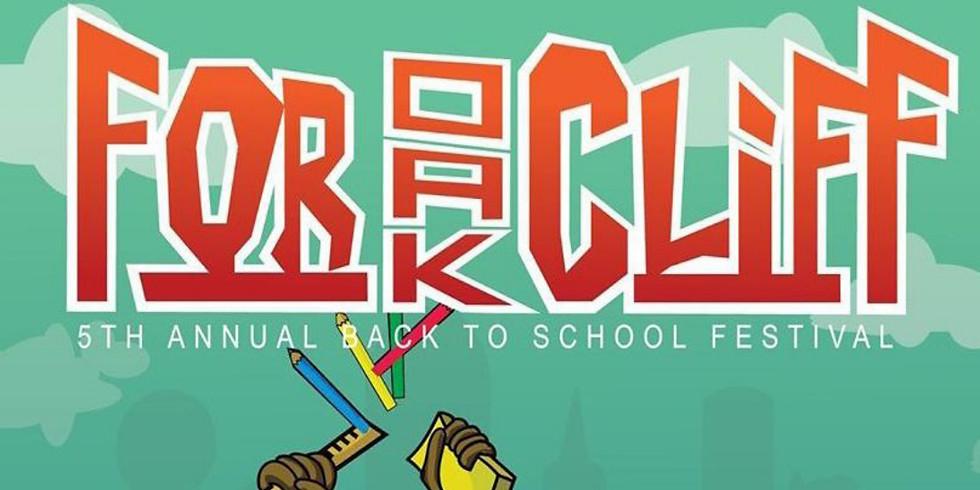 5th Annual Back to School Festival
