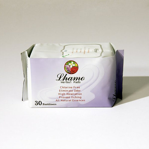Lhamo Chemical Free, Herb-Infused, Disposable Panitliners