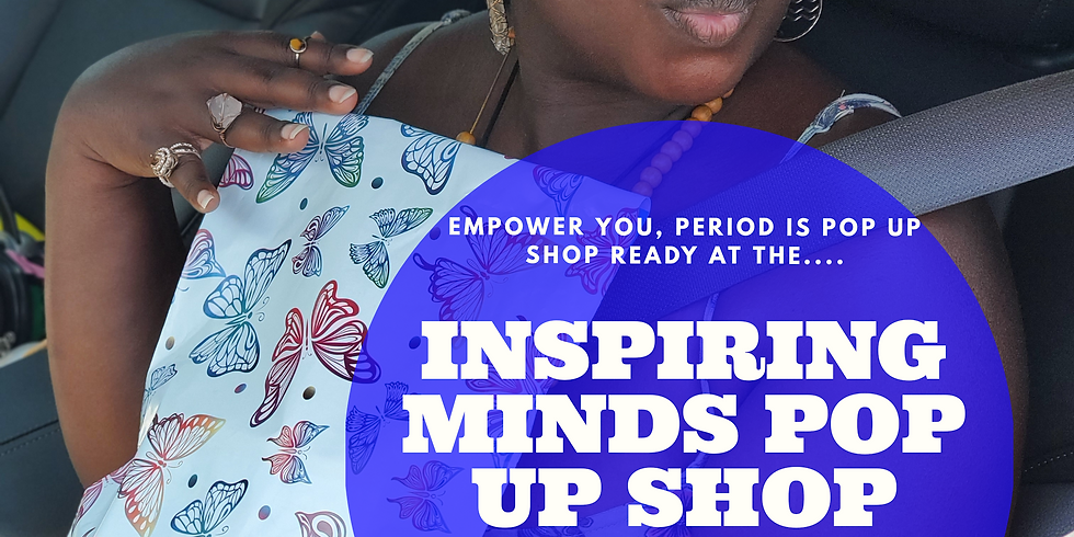 THE POP UP SHOP presented by Inspiring Minds