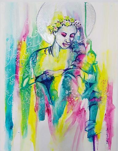 Carnival Madonna (Shynel)