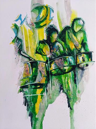 Panplayers Green
