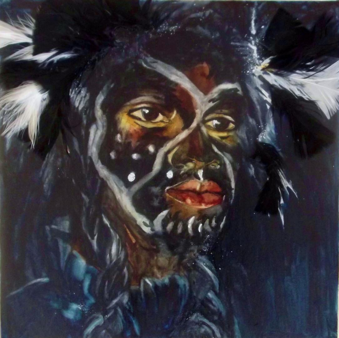 Black Indian.