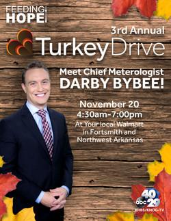 Turkey Drive Poster