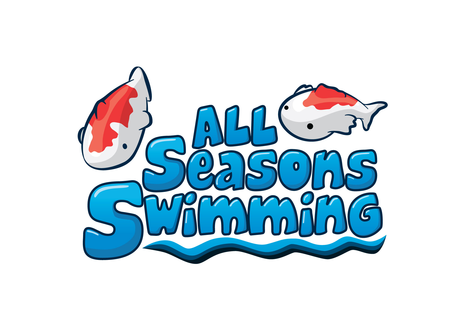 All Seasons Swimming Logo