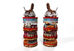 Hershey's Summer Shake Concept 2