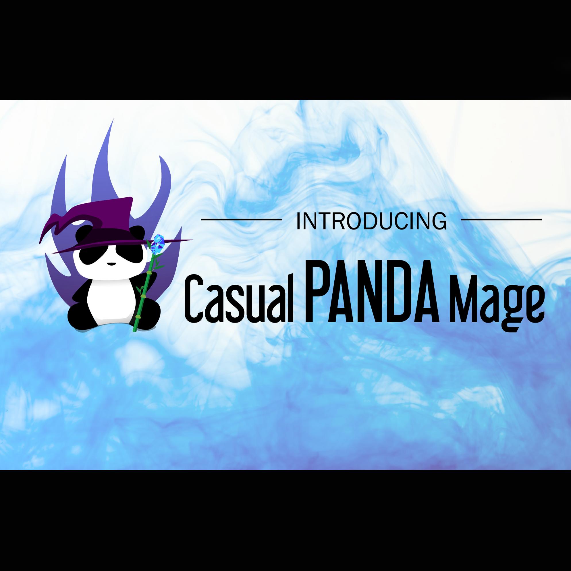Casual Panda Mage