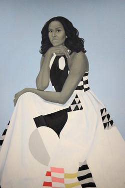 First Lady Michelle Obama Portrait