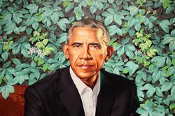 President Barack Obama Portrait