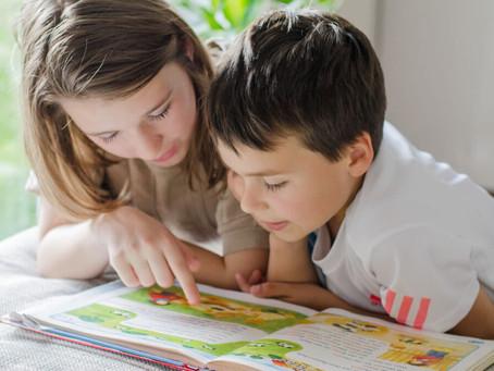 5 maneras de fomentar el interés por la lectura en los niños