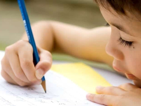 5 ideas y actividades para trabajar la escritura en niños