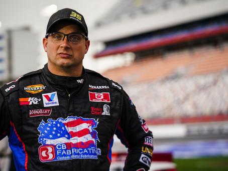 Greg Van Alst plans to conquer Pocono Raceway
