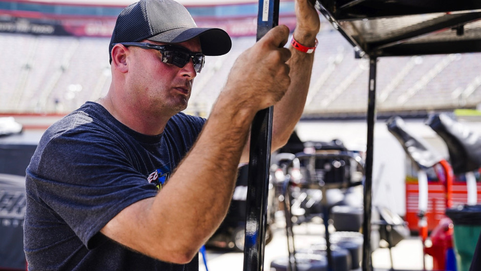 Greg Van Alst looking to close out 2021 ARCA season with another top-10 at Kansas