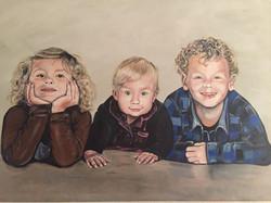 kids PeterNadja