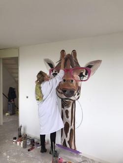 girafstaan