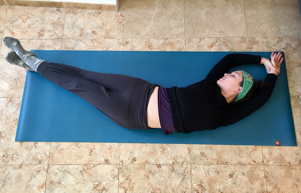 yin yoga for anxiety relief