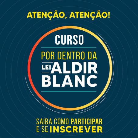 Por dentro da Lei Aldir Blanc