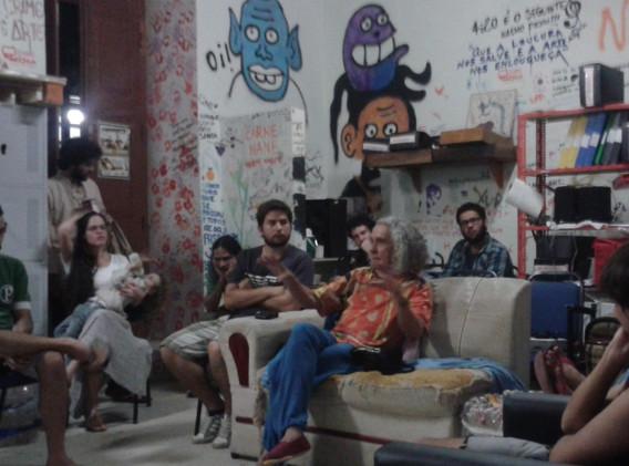 Sérgio Santeiro no IACS