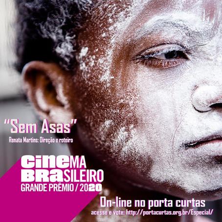 Sem Asas, 20min, 2019, Brasil.