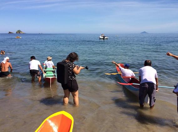 Campeonato de Canoa Caiçara