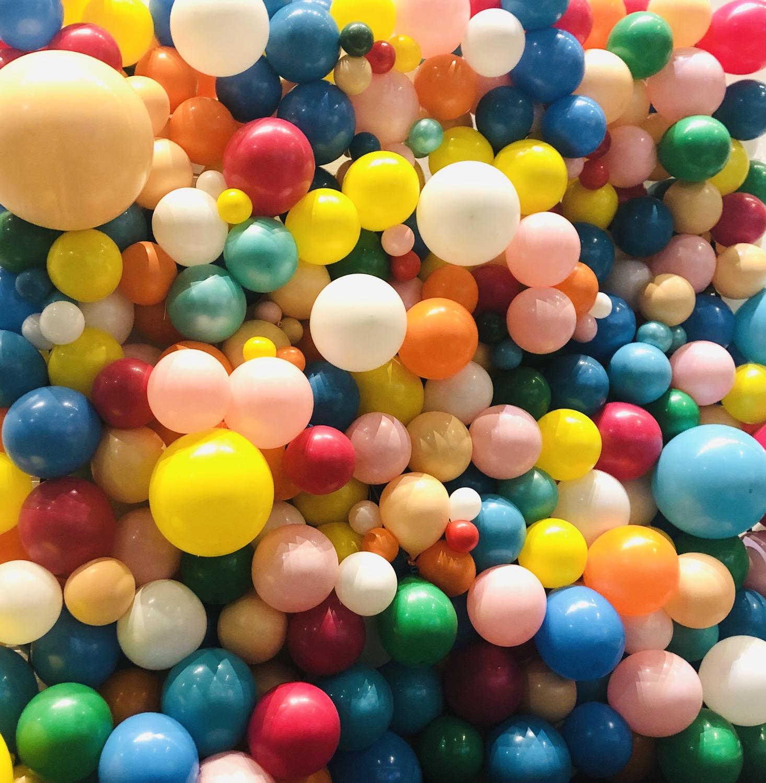 Toronto Balloons | Balloon Wall