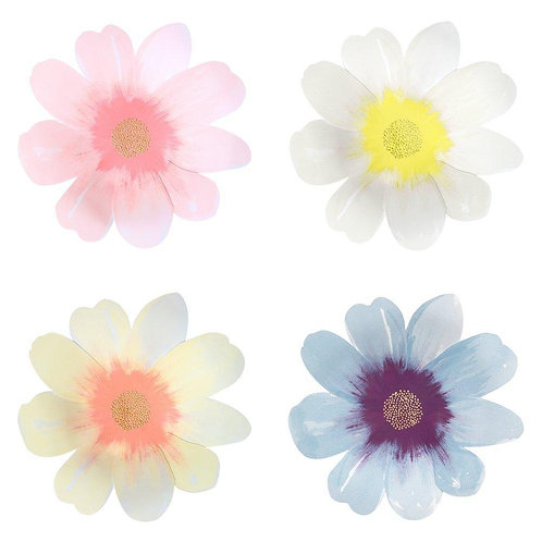 Flower Garden | Large Party Plates