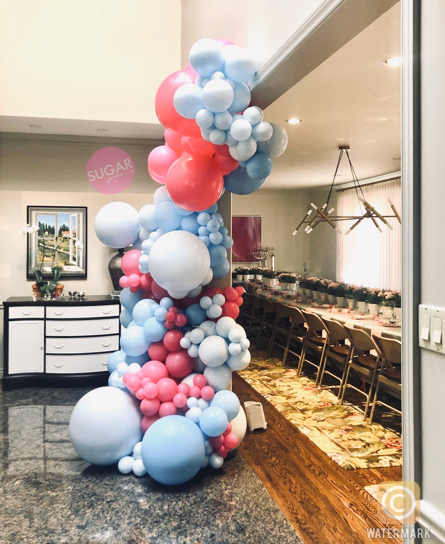 Toronto Balloons | Organic Garland | Events at Home