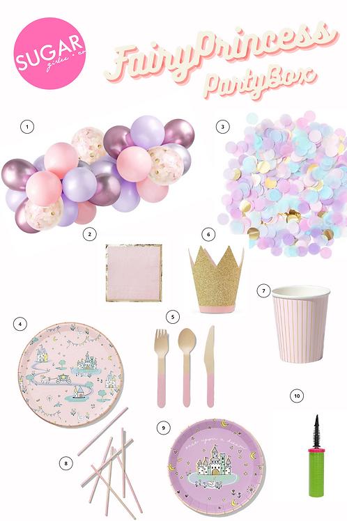 Fairy Princess Party Box