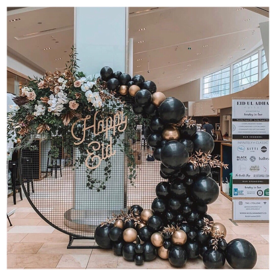 EID Balloons | Toronto Balloon Decor