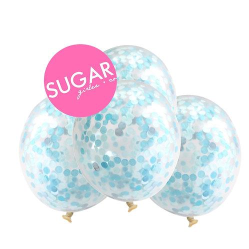 Oh So Blue | Sugarfetti™️ Balloon