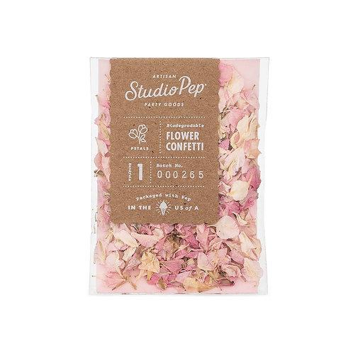 Blushing Flower Confetti