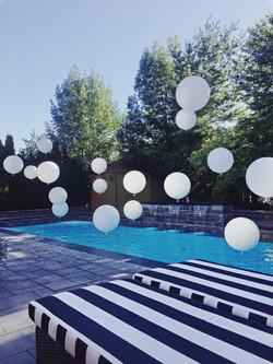Toronto Balloons | Pool Balloons
